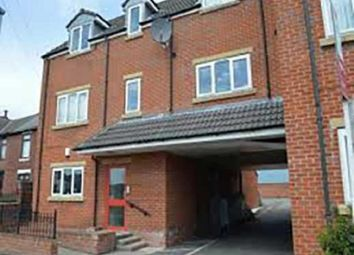 Thumbnail 2 bed flat for sale in Post Office Road, Pontefract