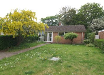 Thumbnail 2 bedroom bungalow for sale in Margaret Crescent, Thorpe St Andrew, Norwich