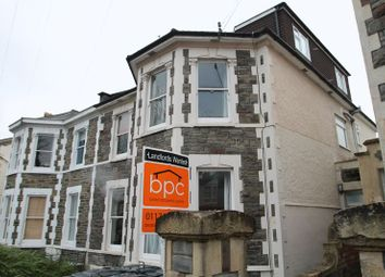 Thumbnail 2 bedroom flat for sale in Claremont Road, Bishopston, Bristol