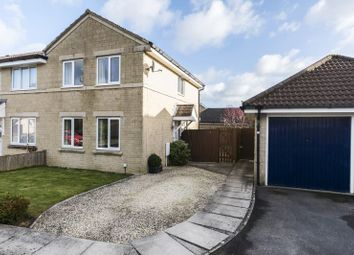 Thumbnail 3 bed semi-detached house for sale in Hazel Way, Odd Down, Bath
