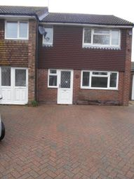 Thumbnail 2 bed terraced house to rent in Outerwyke Road, Felpham, Bognor Regis, West Sussex