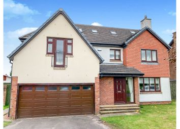 Thumbnail 5 bed detached house for sale in Troon Gardens, Glasgow