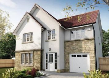 "Thumbnail 4 bed detached house for sale in ""The Crichton"" at Wilkieston Road, Ratho, Newbridge"
