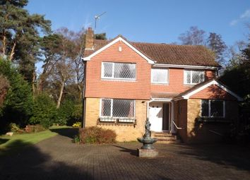 Thumbnail 3 bed detached house for sale in Bassett Heath Avenue, Southampton