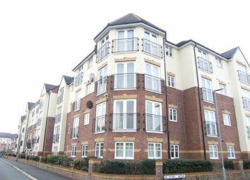 Thumbnail 2 bed flat for sale in Sandycroft Avenue, Wythenshawe, Wythenshawe