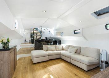 Thumbnail 3 bed houseboat for sale in Cheyne Walk, Chelsea
