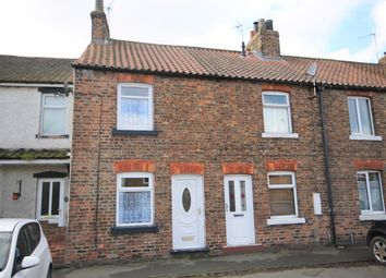 Thumbnail 2 bed terraced house to rent in Long Street, Thirsk
