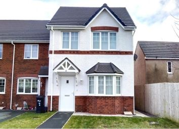 Thumbnail 3 bed link-detached house to rent in Victoria Court, Buckley