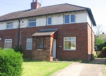 Thumbnail 3 bed semi-detached house to rent in Everingham Close, Sheffield