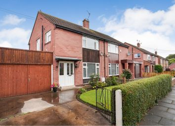 Thumbnail 3 bed semi-detached house for sale in Eden Park Crescent, Carlisle