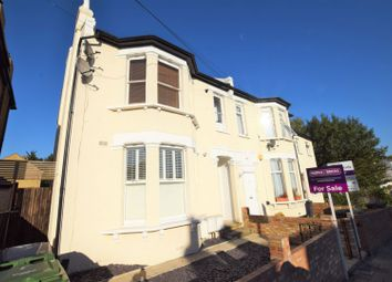 Thumbnail 2 bed flat for sale in Sunnyhill Road, Streatham