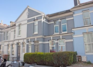 3 bed terraced house for sale in Mount Gould Road, Mount Gould, Plymouth PL4