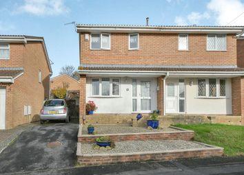 Thumbnail 2 bedroom semi-detached house for sale in Hylder Close, Swindon