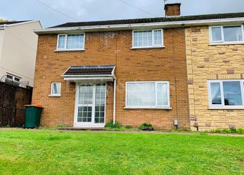 Thumbnail 3 bed semi-detached house for sale in Ringland Circle, Newport, Gwent .