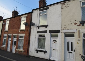 Thumbnail 3 bed terraced house for sale in Flowitt Street, Mexborough