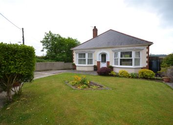 Thumbnail 3 bed detached bungalow for sale in The Kilns, Llangwm, Haverfordwest