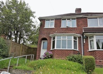Thumbnail 3 bed semi-detached house for sale in Edenhurst Road, Longbridge, Northfield, Birmingham