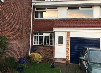 Thumbnail 3 bed semi-detached house to rent in Hunnington Crescent, Halesowen, West Midlands