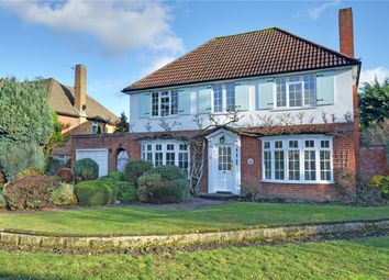 Thumbnail 3 bed detached house to rent in Marlowe Close, Chislehurst