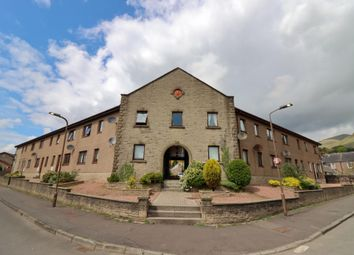 Thumbnail 3 bed flat to rent in Scott Court, Alva, Clackmannanshire