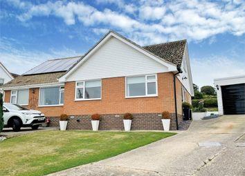 Thumbnail Semi-detached bungalow for sale in Venborough Close, Seaton, Devon