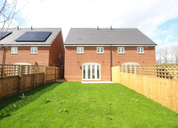 Thumbnail 3 bed semi-detached house for sale in Kingsdown Road, Upper Stratton, Swindon