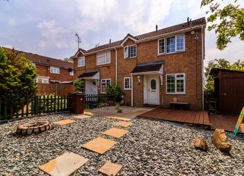 Thumbnail 1 bed semi-detached house for sale in Rowan Lea, Chatham