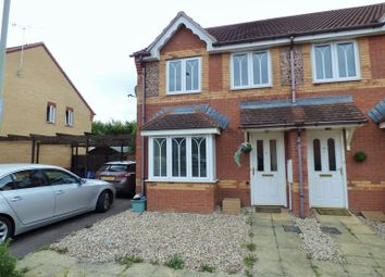 Thumbnail 3 bed semi-detached house for sale in Mead Road, Abbeymead, Gloucester