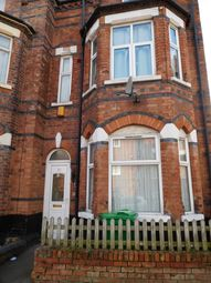 Thumbnail 5 bed terraced house to rent in Colville Street, Nottingham