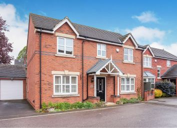 Thumbnail 4 bed detached house for sale in Watchorn Lawns, Alfreton