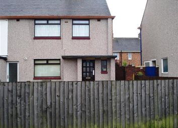 Thumbnail 3 bedroom end terrace house to rent in Chatsworth Avenue, Fleetwood