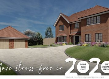 Thumbnail 5 bed detached house for sale in Weston Road, Upton Grey, Basingstoke