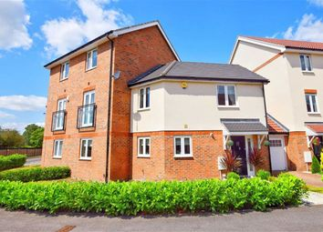 Thumbnail 4 bedroom town house for sale in Robinia Road, Broxbourne, Hertfordshire