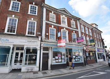 Thumbnail Retail premises for sale in 1 Market Place, Blandford Forum