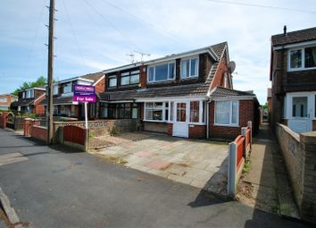 Thumbnail 4 bedroom semi-detached house for sale in Harcourt Street, Stockport