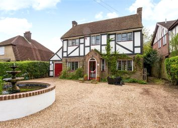 Thumbnail 5 bed detached house for sale in Green Lane, Lower Kingswood, Tadworth, Surrey