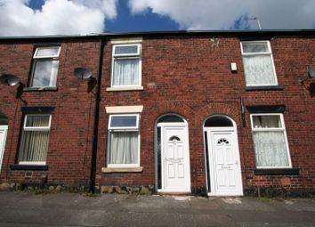 Thumbnail 2 bed terraced house for sale in Welburn Street, Deeplish, Rochdale