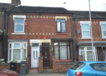 Thumbnail 2 bed terraced house for sale in Barthomley Road, Birches Head, Stoke-On-Trent
