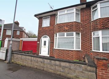Thumbnail 3 bed semi-detached house for sale in Chandos Street, Netherfield, Nottingham