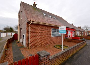 Thumbnail 3 bed semi-detached house for sale in Adamton Road North, Prestwick, South Ayrshire