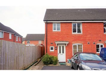 Thumbnail 3 bed end terrace house for sale in Dol Y Dderwen, Ammanford
