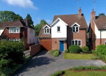 Thumbnail 4 bed detached house for sale in Houghton Road, Houghton, Stockbridge