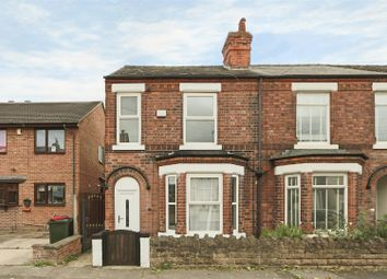 Thumbnail 3 bedroom terraced house to rent in Bourne Street, Netherfield, Nottingham