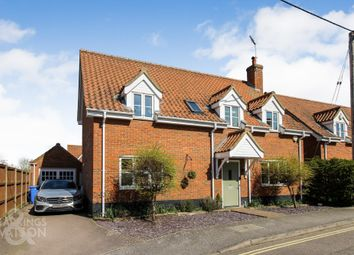 Thumbnail 4 bed detached house for sale in Nethergate Street, Bungay