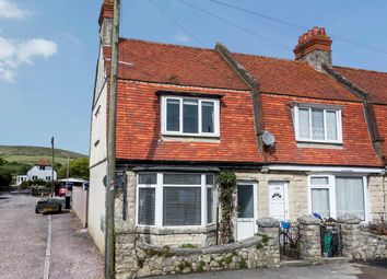 Thumbnail 2 bed end terrace house for sale in Victoria Avenue, Swanage