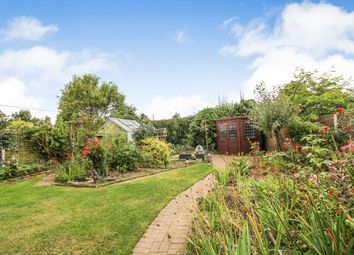 Thumbnail 3 bedroom detached bungalow for sale in Station Road, Lingwood, Norwich