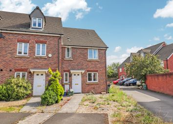 3 bed end terrace house for sale in Argosy Way, Newport NP19