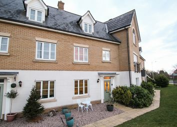 Thumbnail 5 bed town house for sale in Woodlark Drive, Stowmarket