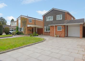 Thumbnail 3 bed detached house for sale in Damson Lane, Solihull