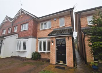 Thumbnail 2 bed mews house to rent in Livingstone Close, Macclesfield